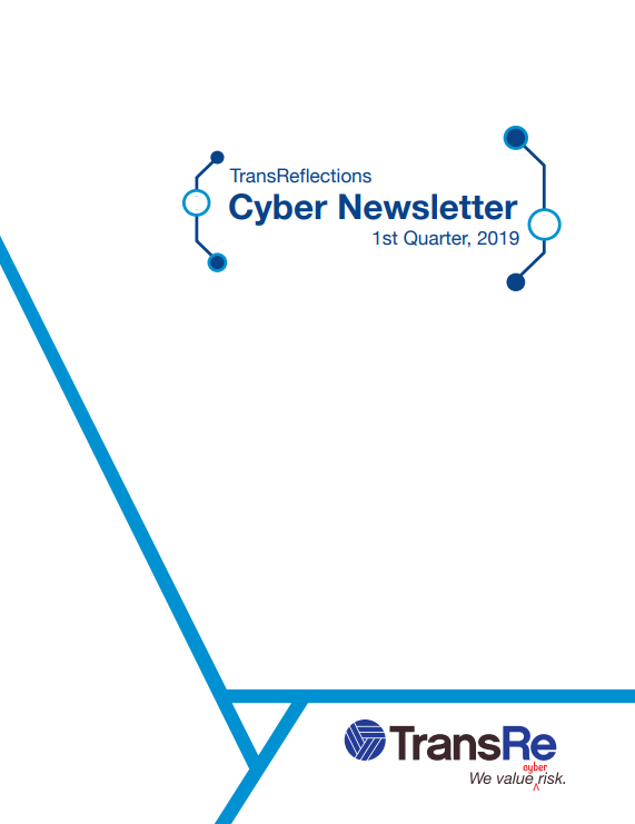 Cyber Newsletter cover image